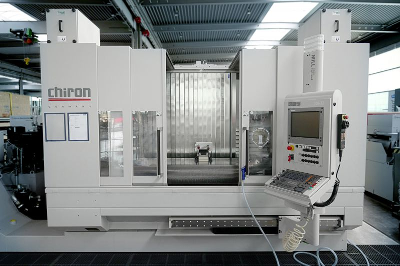 Chiron Mill 2000 High Speed (1 Spindel, 5‑Achs)